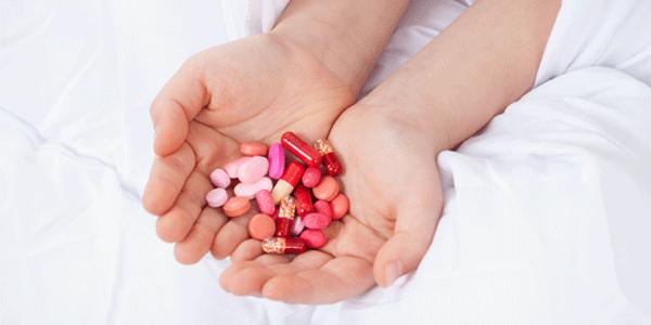 약물치료 이미지